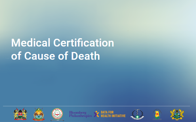 Course Image Medical Certification of Cause of Death Course