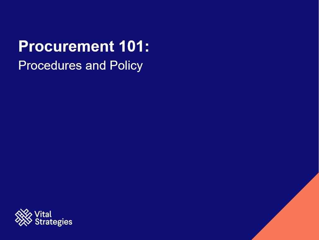 Course Image Procurement 101: Procedures and Policy