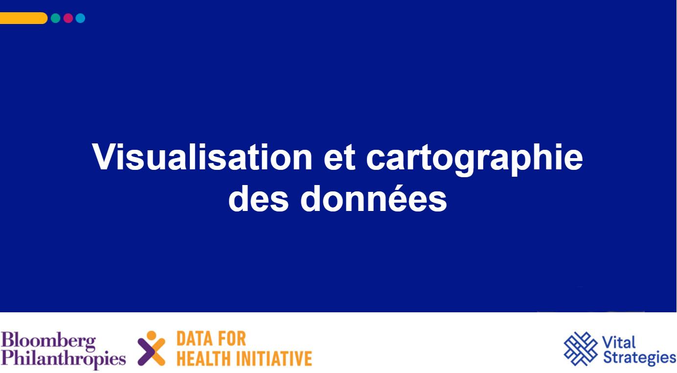 Course Image  Visualisation et cartographie des donnees