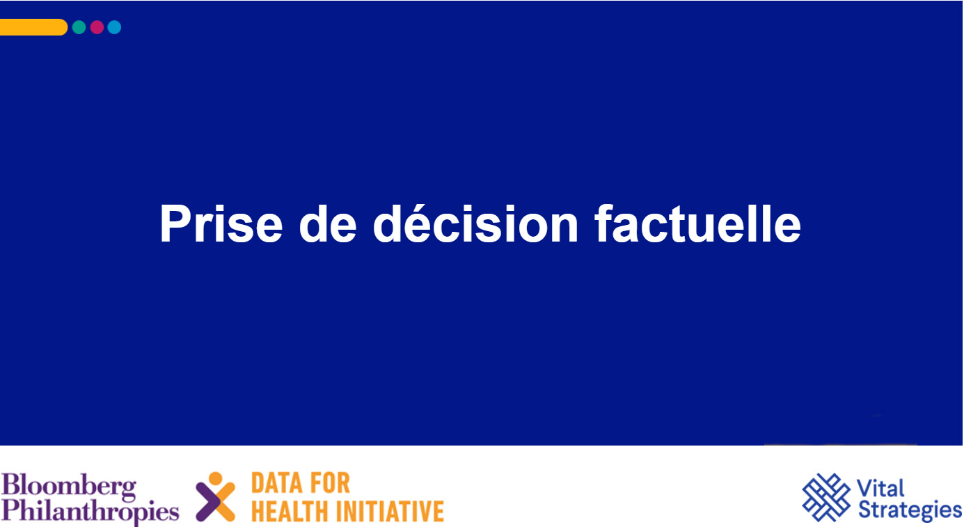 Course Image Prise de decision factuelle